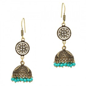 Oxidized Sky Partywear Collection Oxidised Earrings