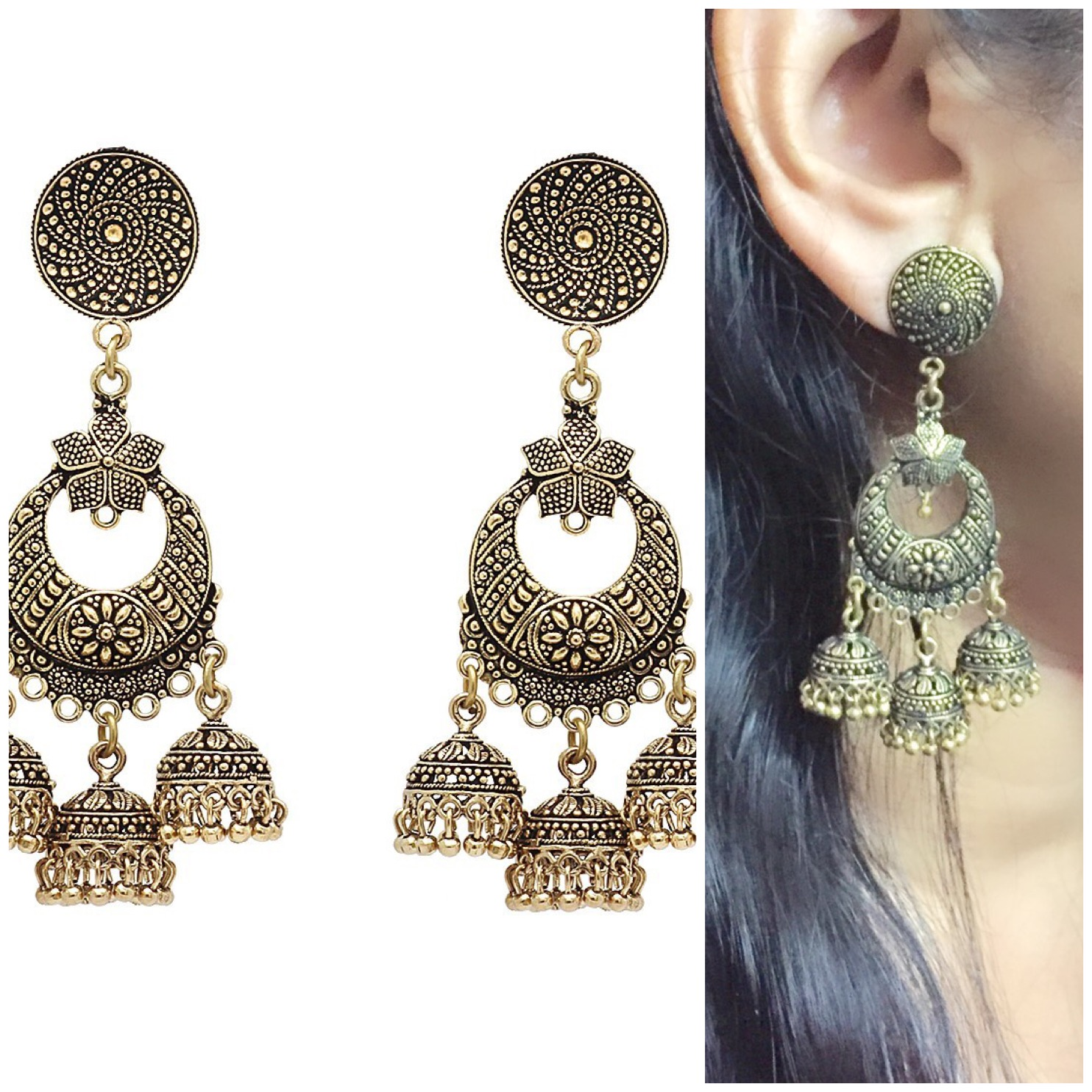 Buy Traditional Earrings